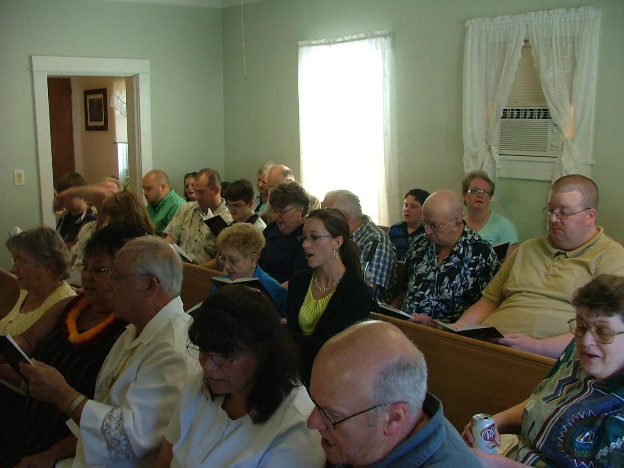 June 2010 - Annual Fellowship Meeting
